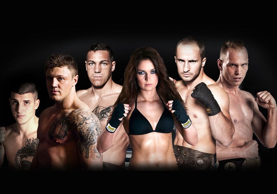 AIL und Stekos Fight Night
