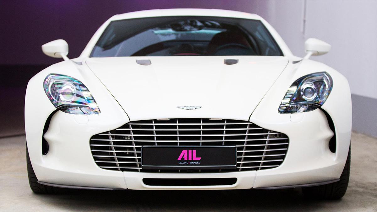 AIL News – Aston Martin One 77– eine echte Rarität bei AIL Leasing