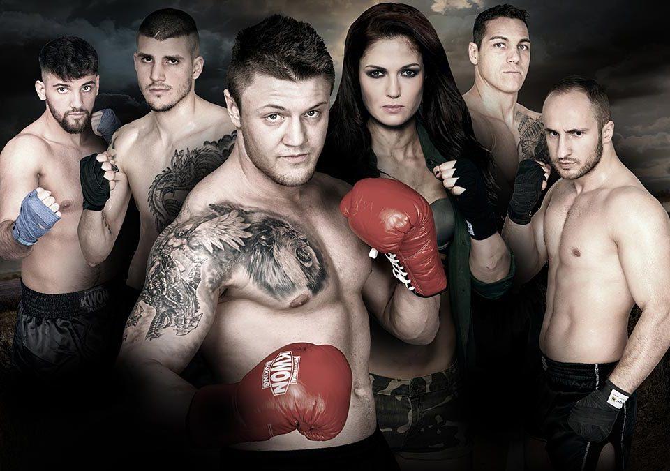 AIL News – Stekos Fight Night