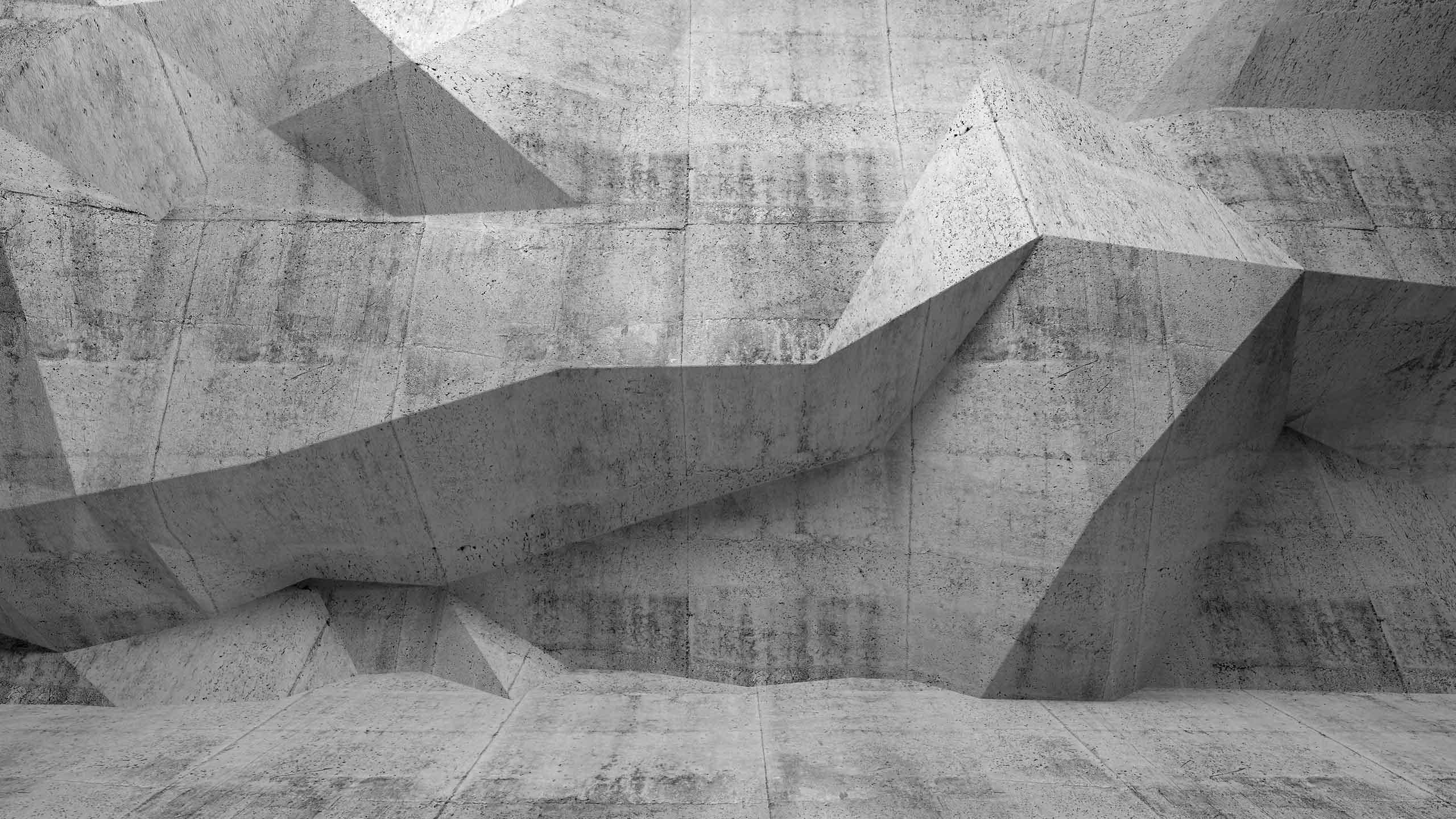 Abstraktes Beton Muster