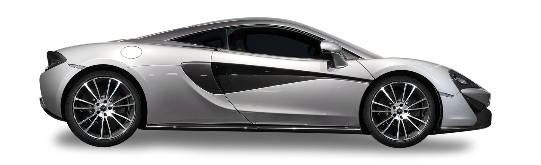 AIL McLaren Blade rechtes Profil