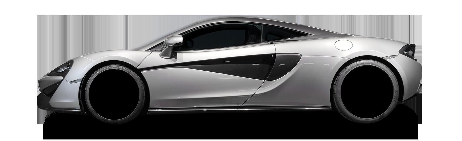 AIL McLaren Blade linkes Profil