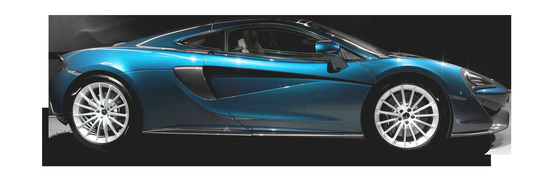 AIL McLaren Blau