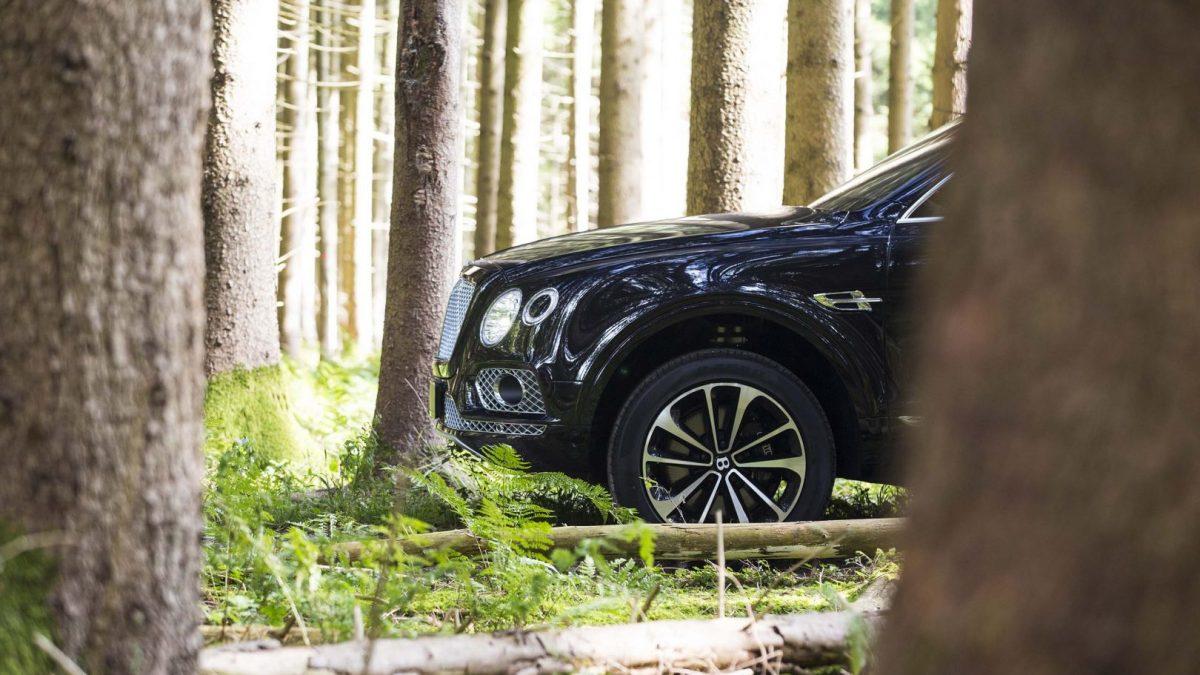 AIL Special – Das erste Bentley-SUV