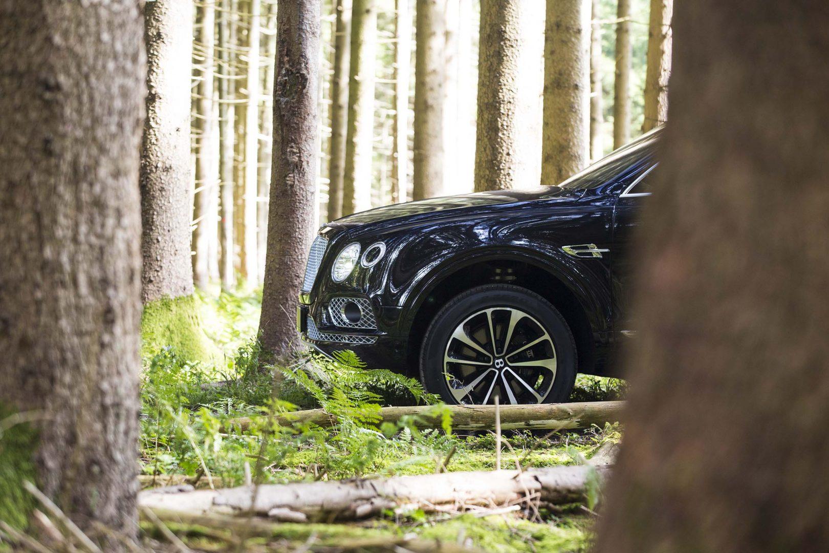 AIL Leasing und Finanzierung – Bentley Bentayga
