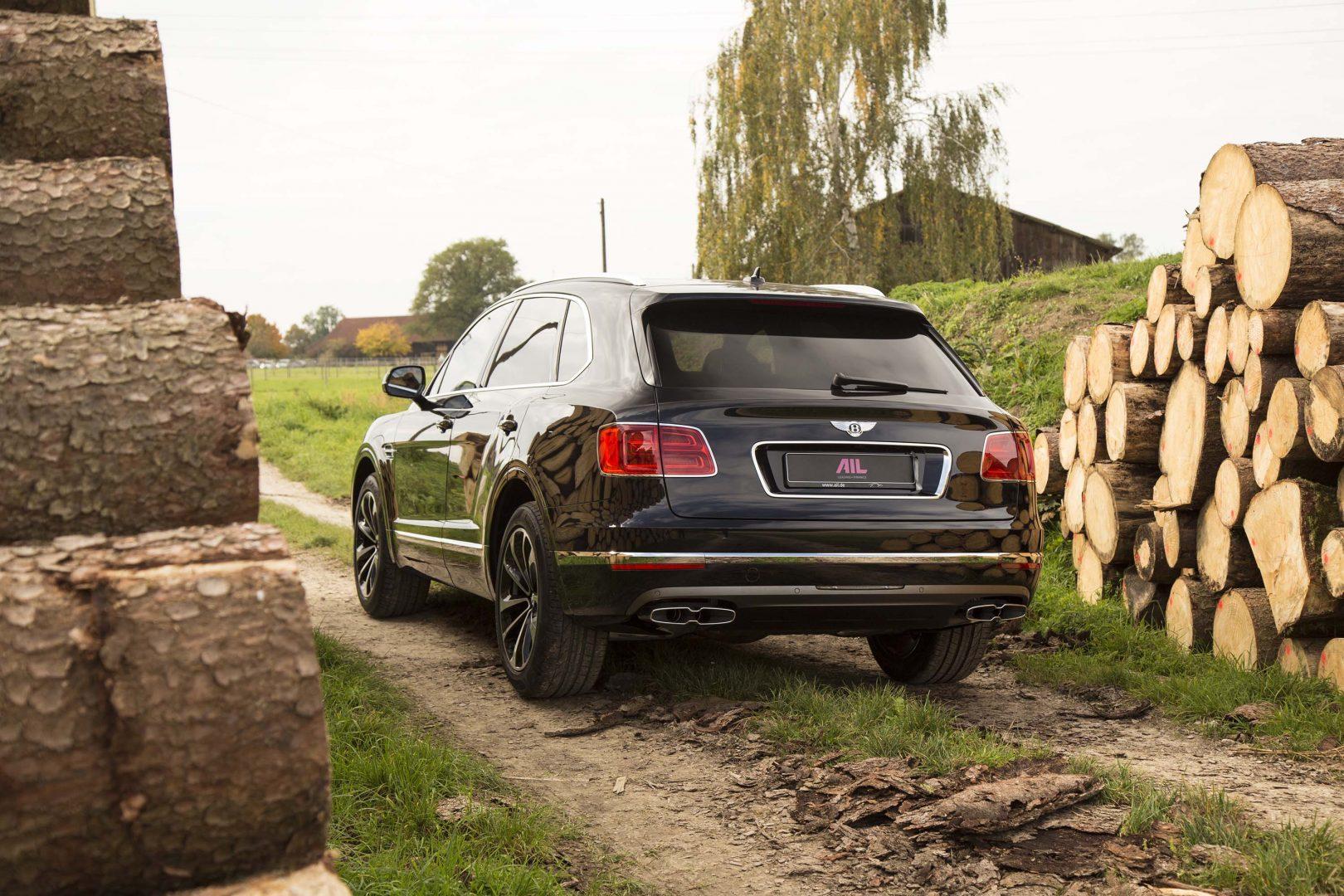 AIL Auto des Monats – Bentley Bentayga