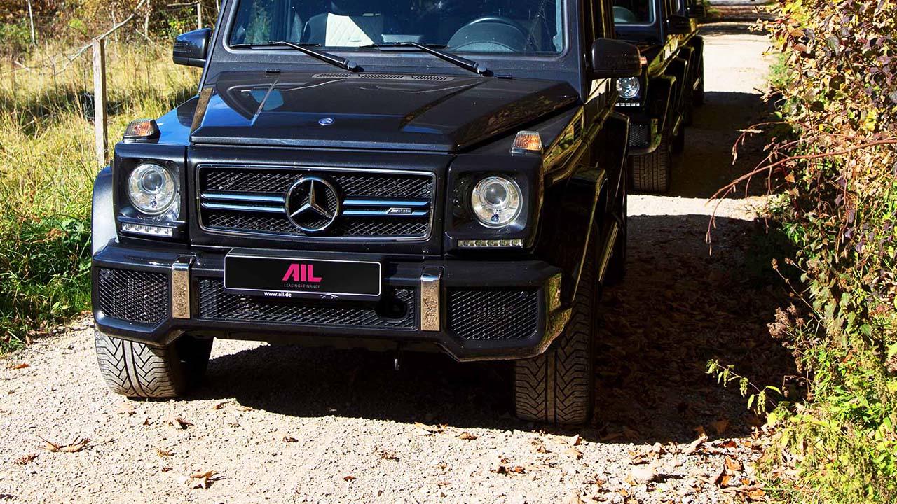 AIL News – Sichern Sie sich mit AIL Leasing Ihre Mercedes G-Klasse