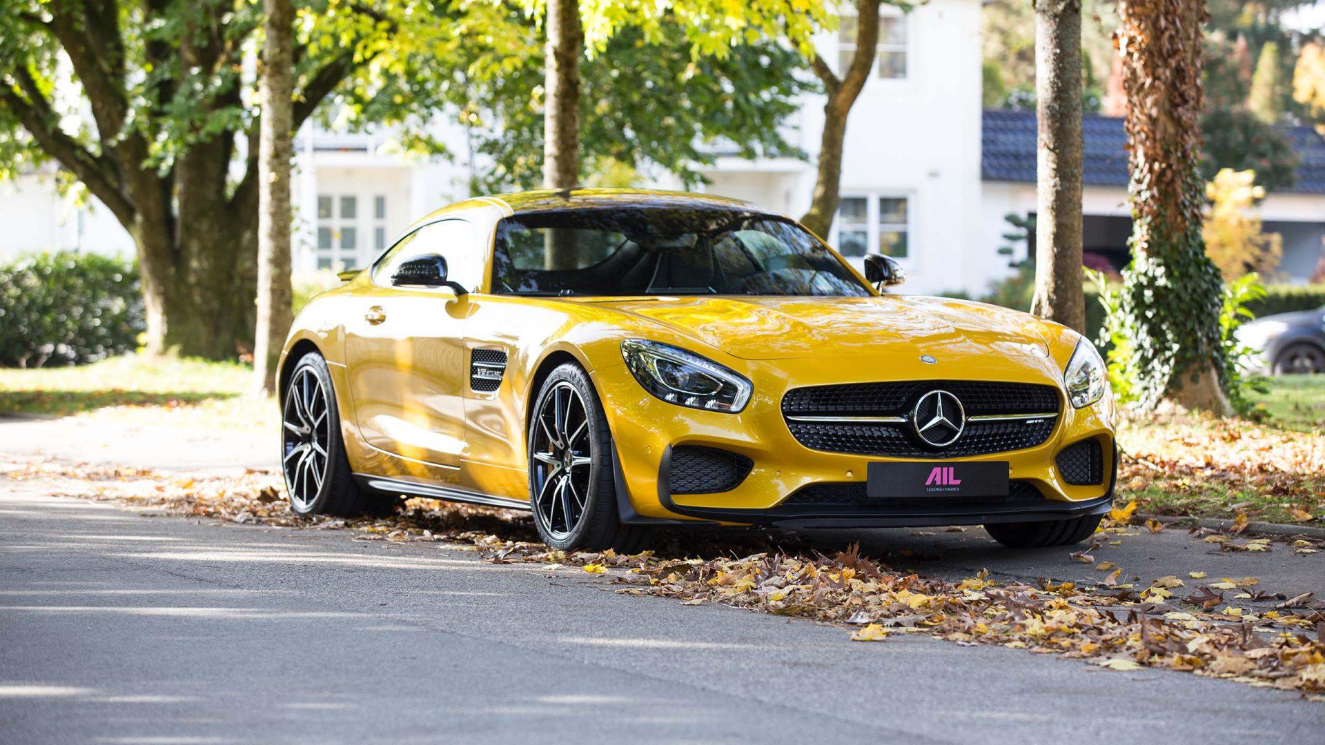 Mercedes Benz AMG GTS bei AIL
