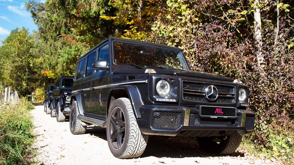 AIL Special – Mercedes G Klasse