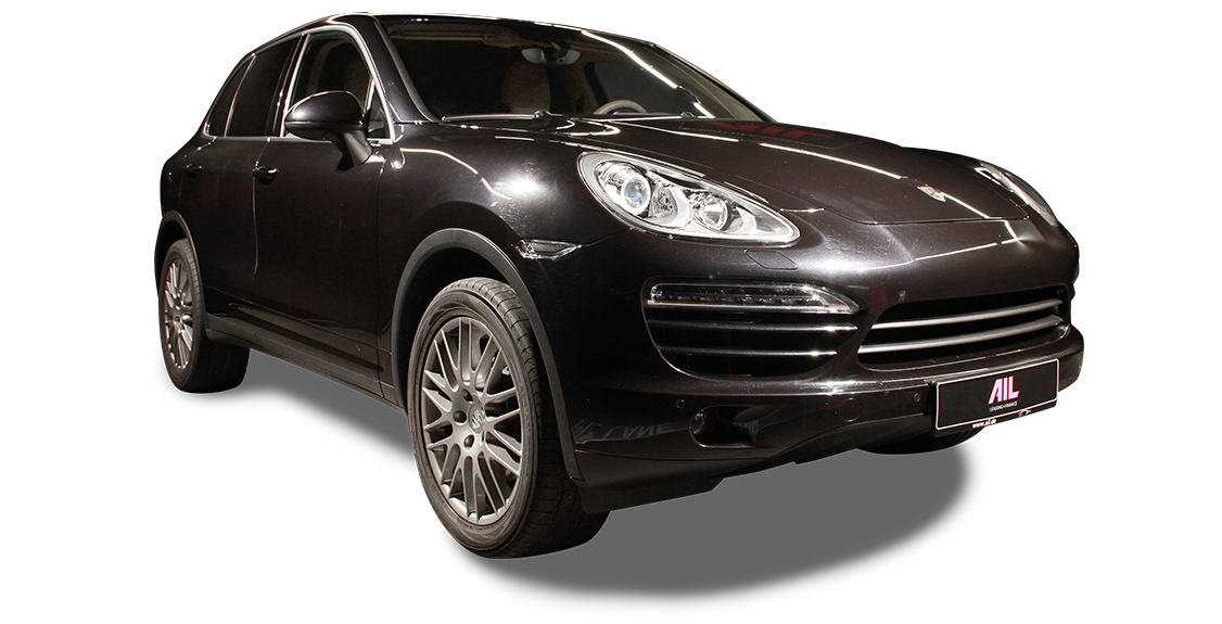 AIL Leasing Geländewagen Porsche Cayenne