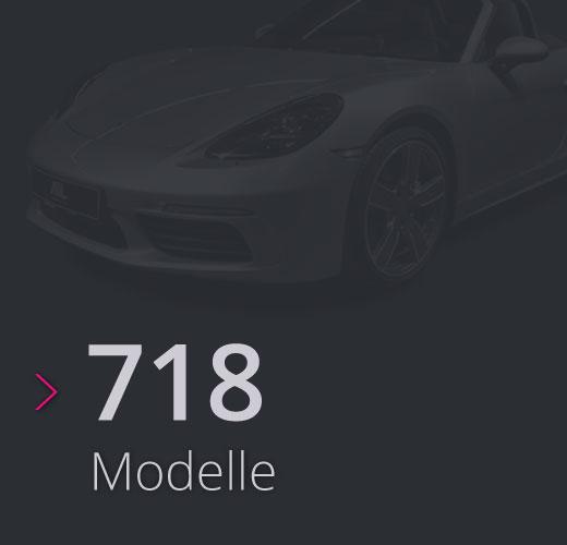 AIL Porsche Vielfalt Baureihe 718