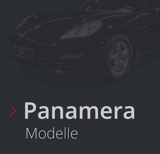AIL Porsche Vielfalt Baureihe Panamera