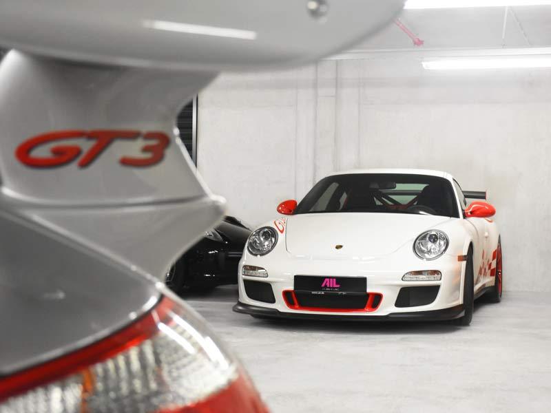 AIL Porsche Vielfalt GT3