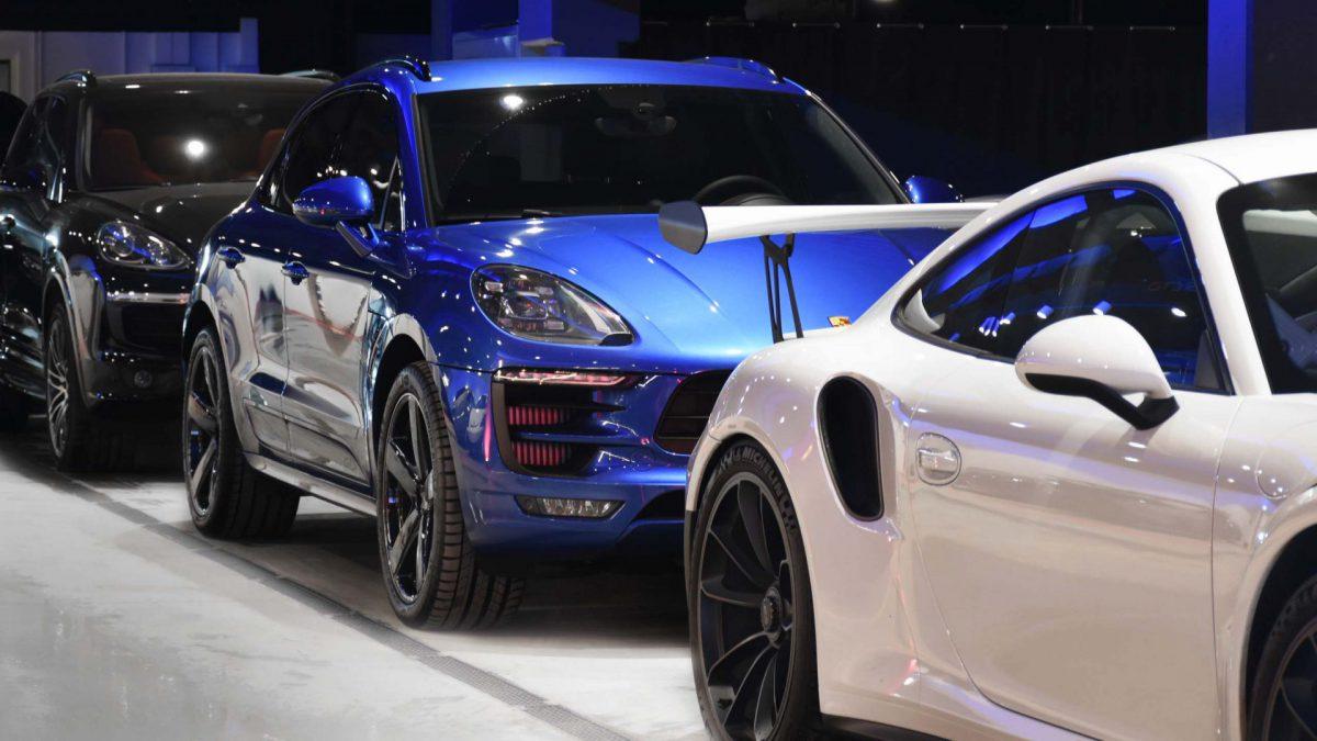 AIL Special – Porsche Vielfalt bei AIL