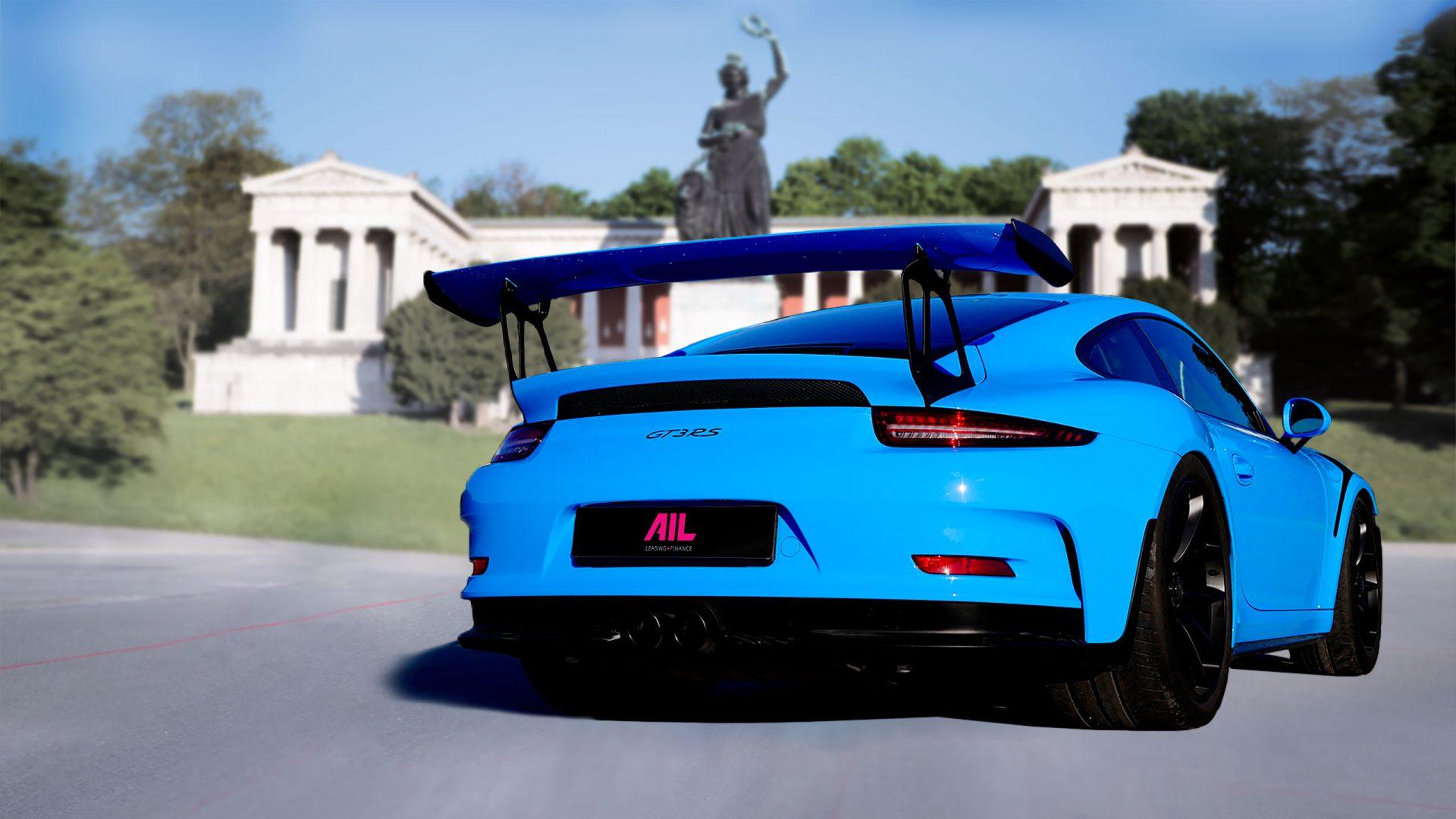 AIL Porsche GT3 RS