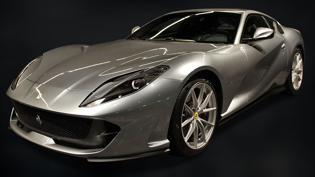AIL Leasing Ferrari