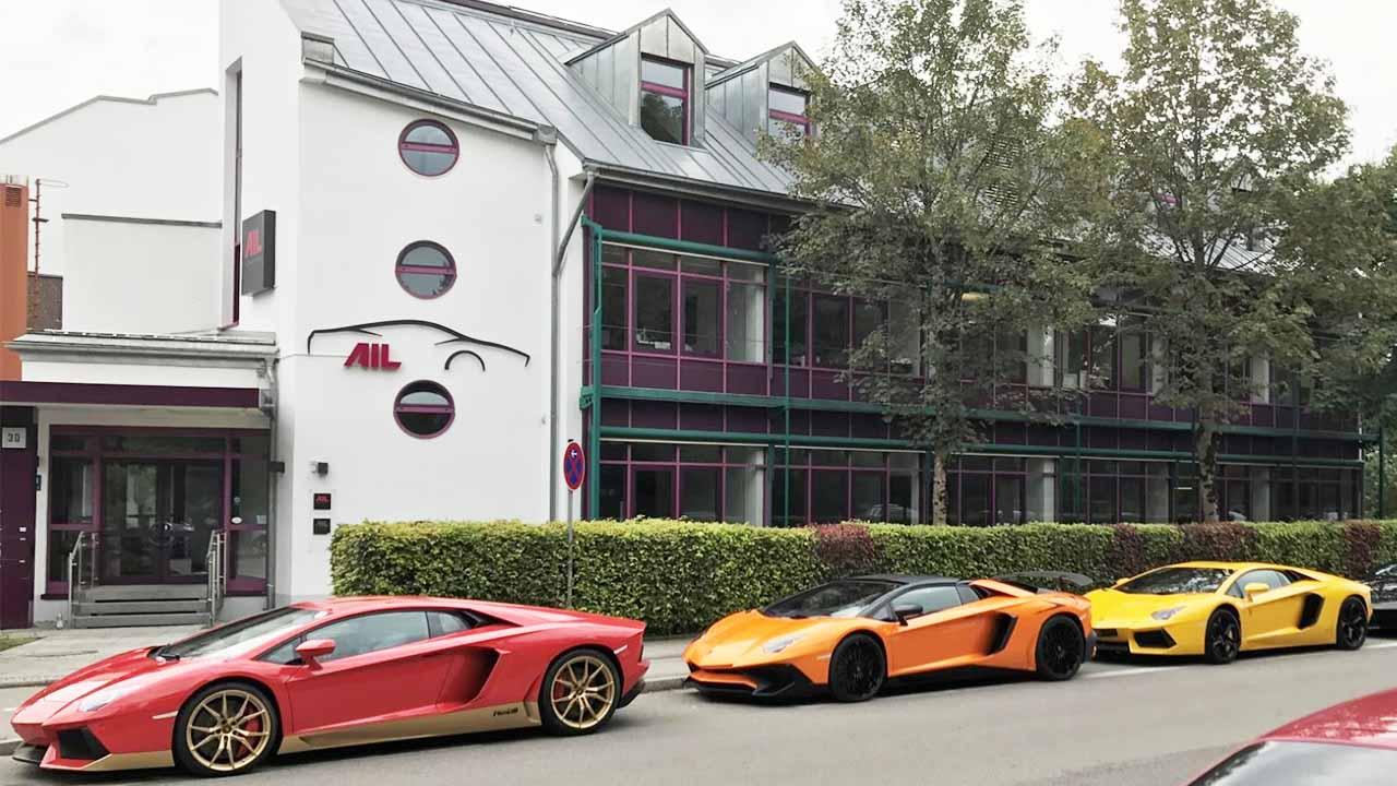 AIL Lamborghini Leasing und Finanzierung