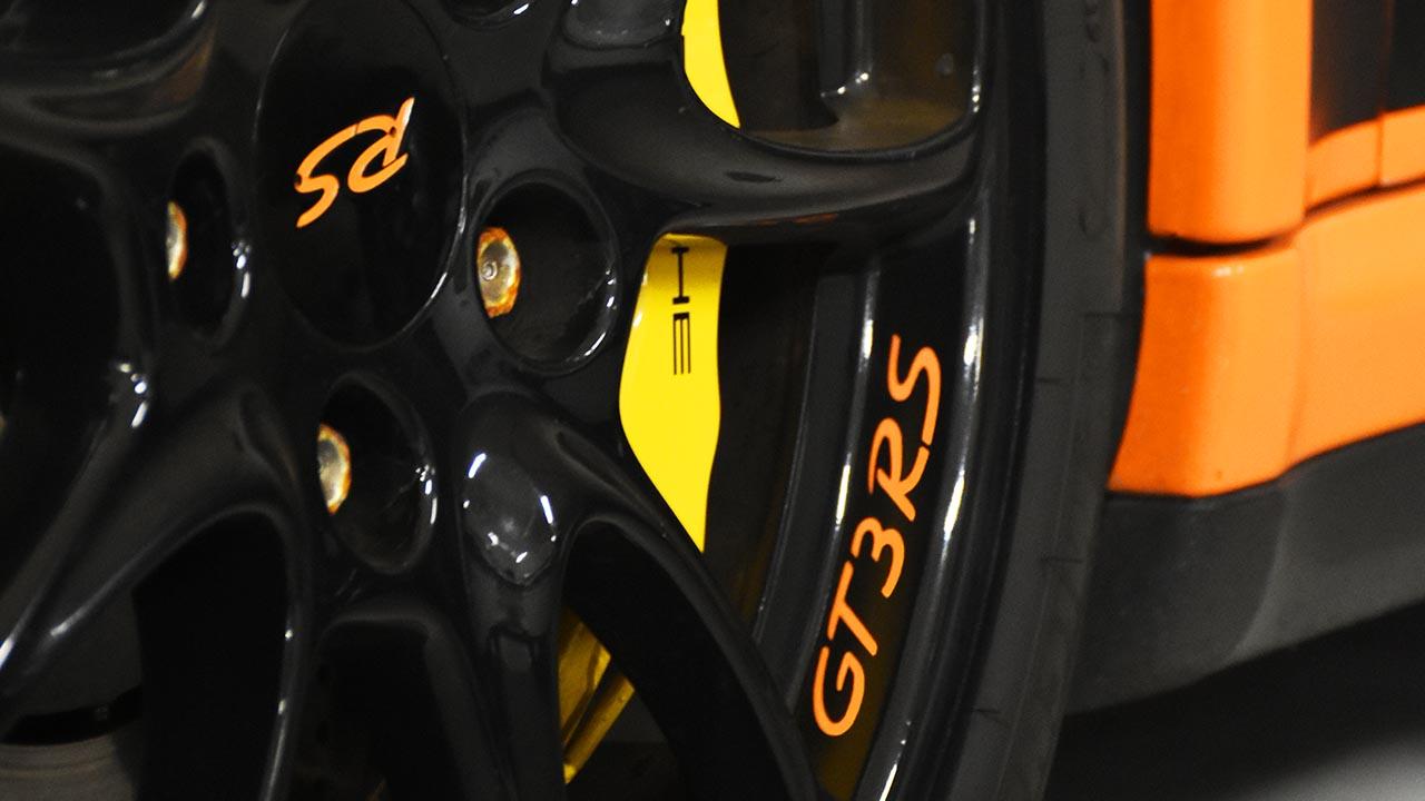 Porsche Vielfalt bei AIL