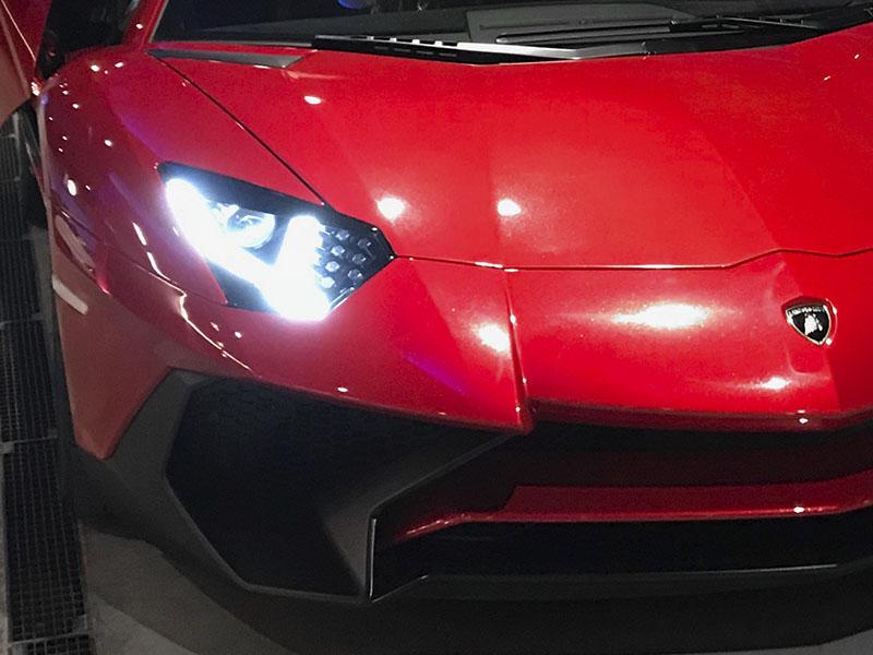 AIL Inspiration Lamborghini