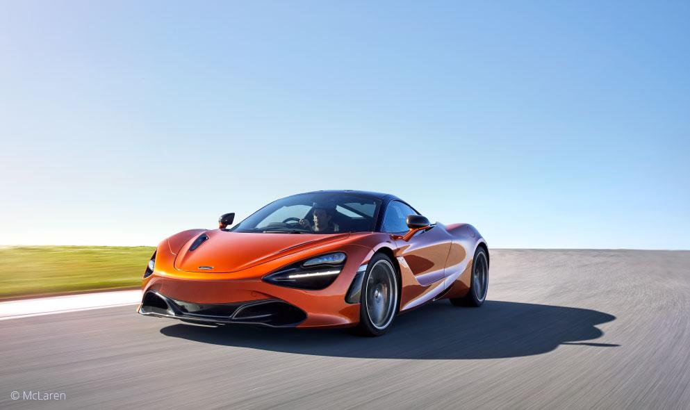 AIL Leasing und McLaren laden zu einer ganz besonderen Ausfahrt ein