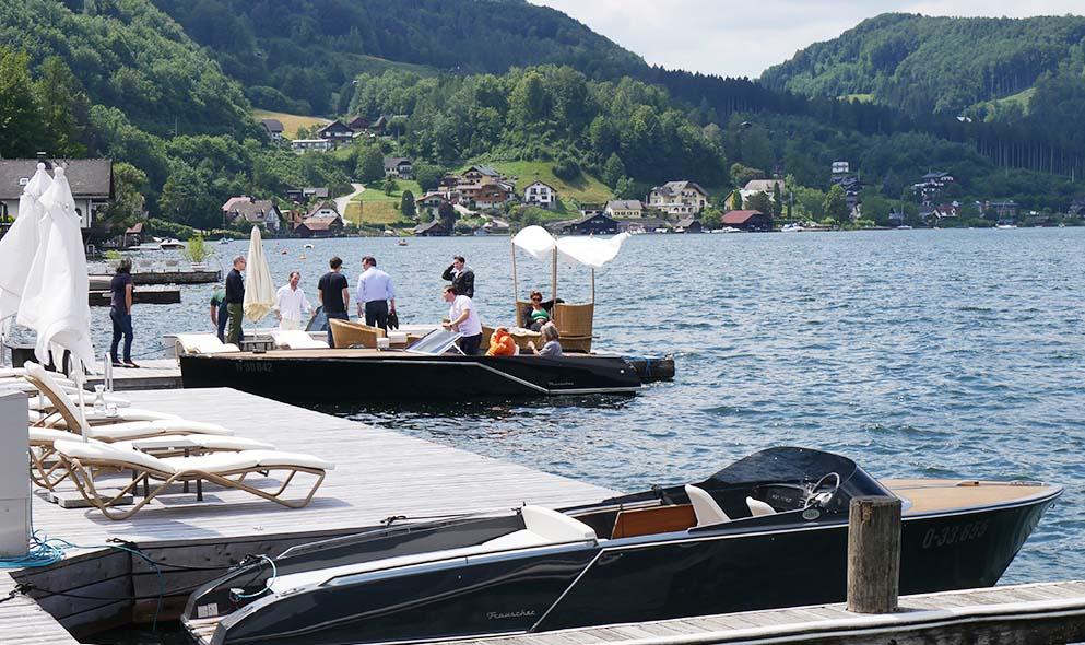 AIL Inspiration Kundenausfahrt - Frauscher Boote