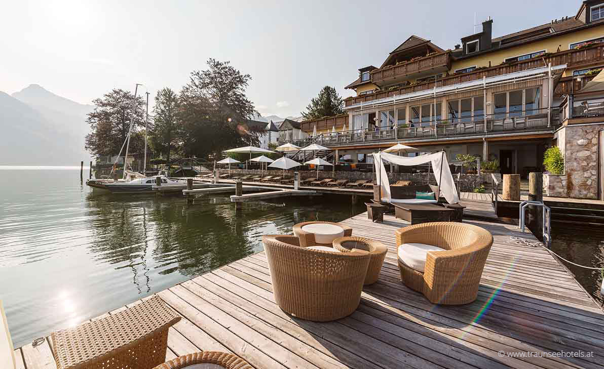 Traunsee Hotel 1