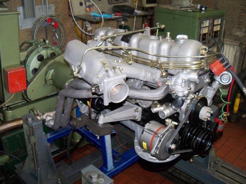 Restaurierung Mercedes 280 SL