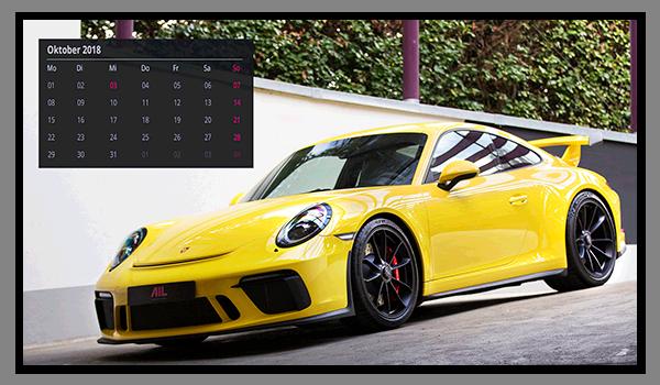 AIL Desktophintergrund Kalender Oktober 2018