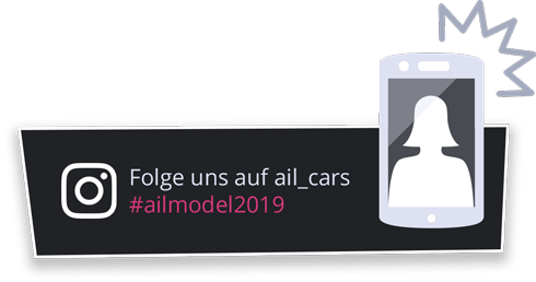 AIL Leasing Folge uns auf ail_cars Banner