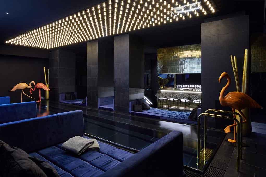 ROOMERS Spa Lounge