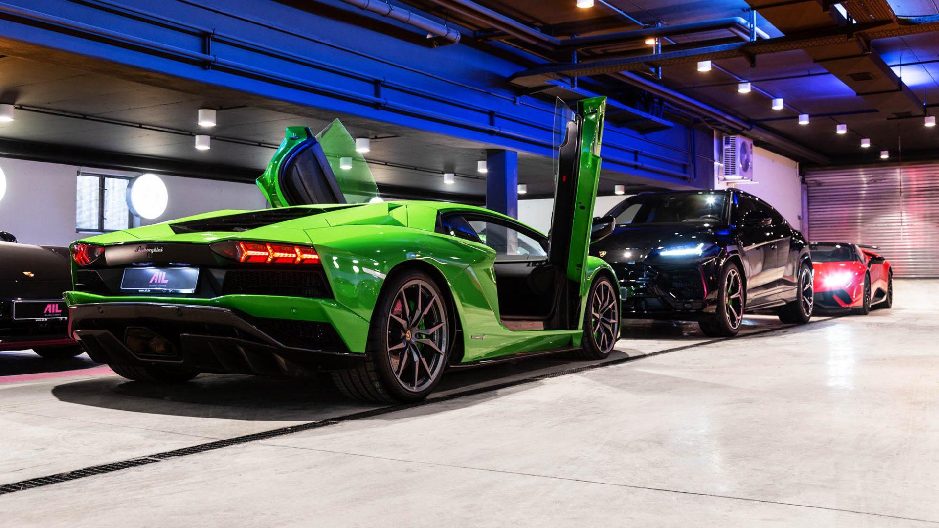 AIL Sportwagen Den schnellsten oder gar keinen