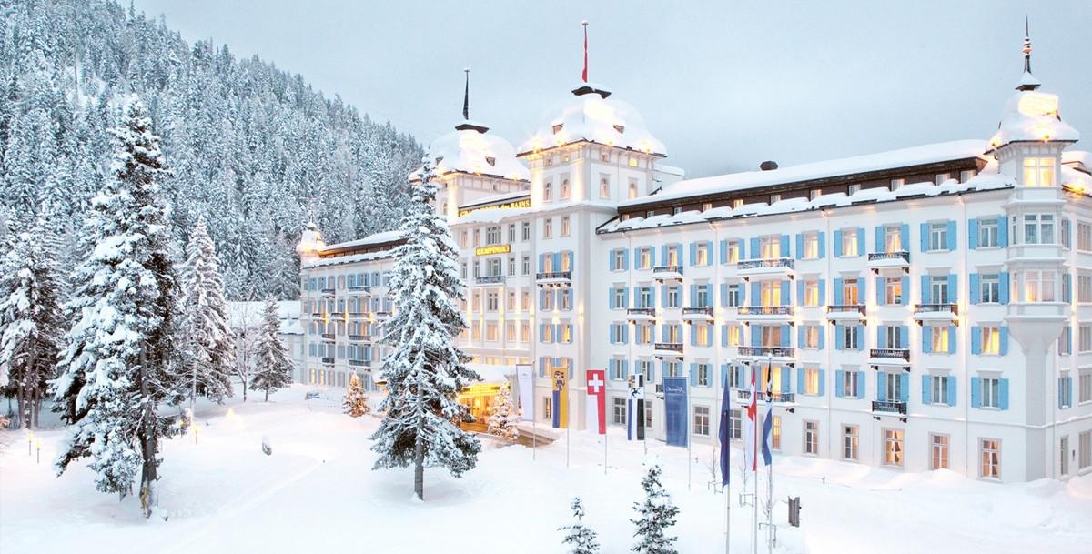 AIL Inspiration Kempinski St Moritz
