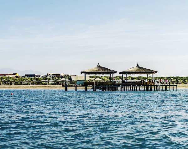 Club Nobilis Strand und Meer