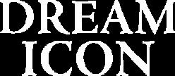 Dream Icon Logo Weiss