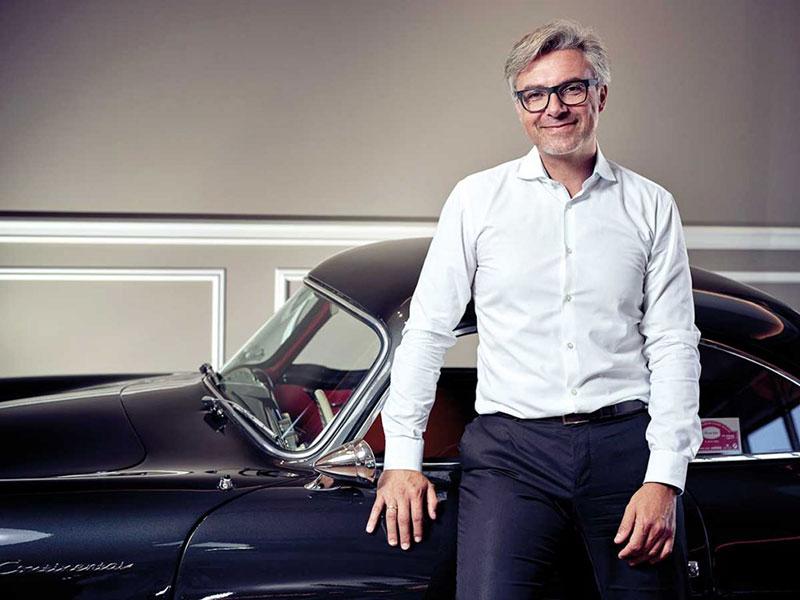 CEO Christian Finke
