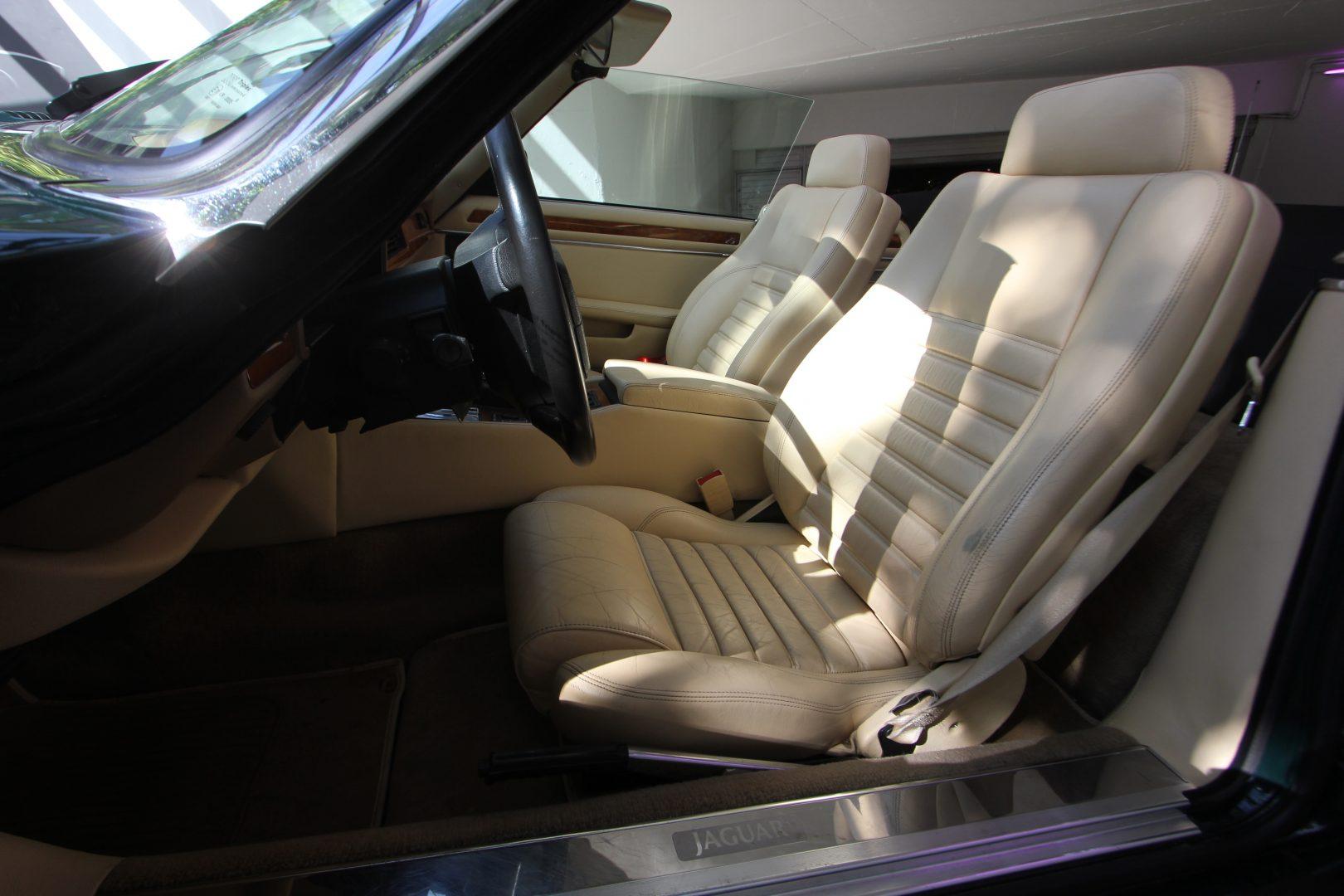 AIL Jaguar XJS 4.0 Cabriolet  5
