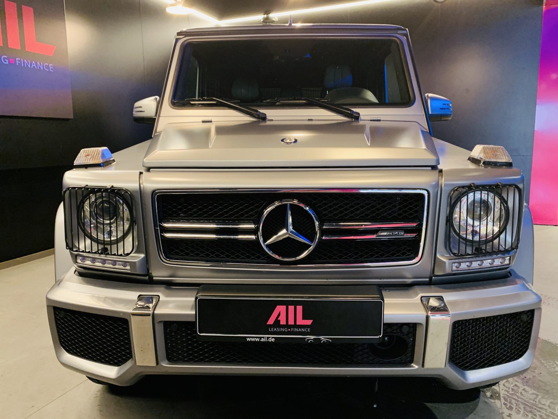 AIL Mercedes-Benz G 63 AMG Logic7 RSE 10