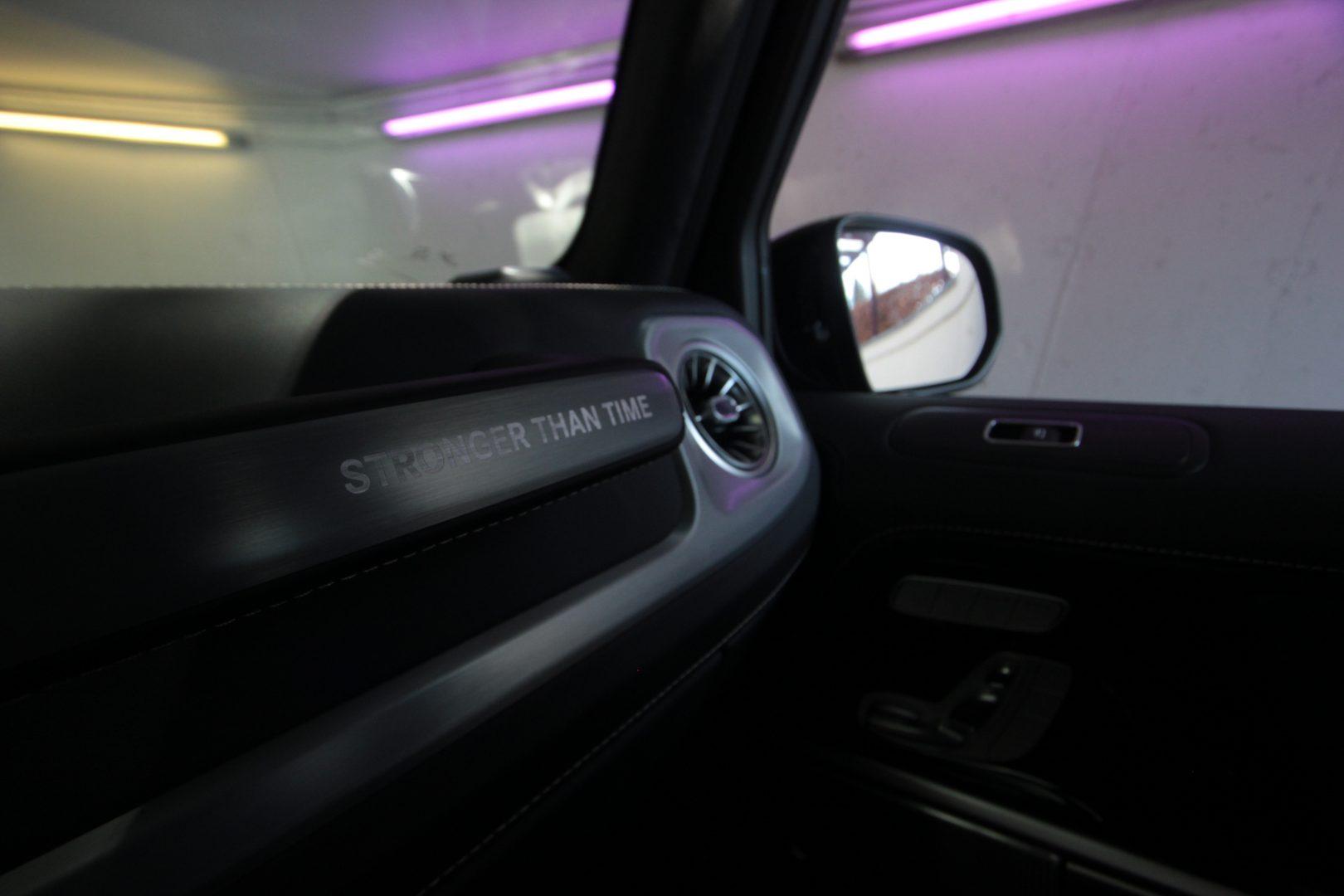AIL Mercedes-Benz G 400 d Stronger than time Edition 14