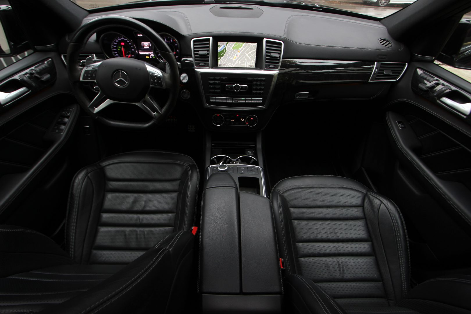 AIL Mercedes-Benz ML 63 AMG  Performance Package 11