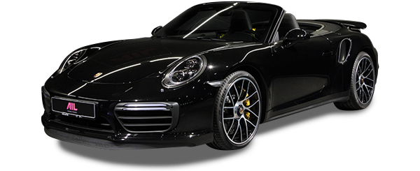 AIL Porsche 911 991 TurboS Cabrio Sport Chrono Plus LED LIFT