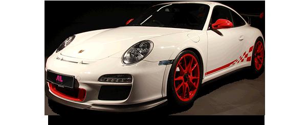 ID: 9555, AIL Porsche 911 997 GT3 RS Club Sport Paket