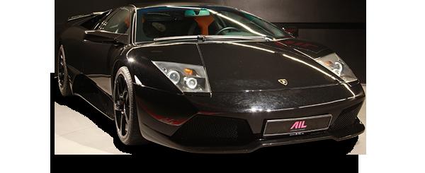 AIL Lamborghini Murciélago LP640 E-Gear