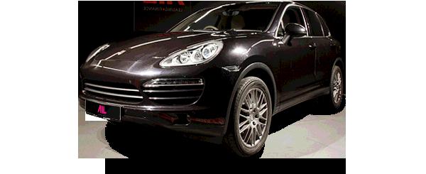 AIL Porsche Cayenne Diesel 20 RS SpyderDesign