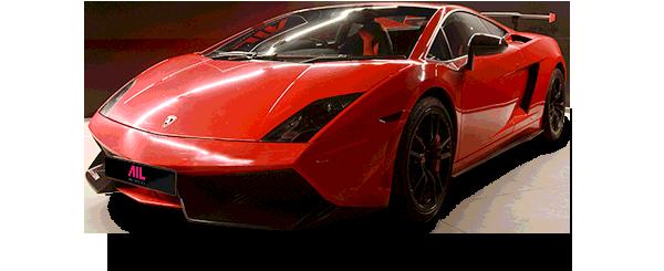AIL Lamborghini Gallardo LP570-4 Super Trofeo