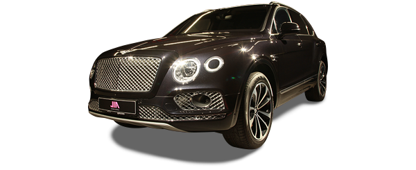 ID: 12110, AIL Bentley Bentayga V8 Diesel Multimedia TV