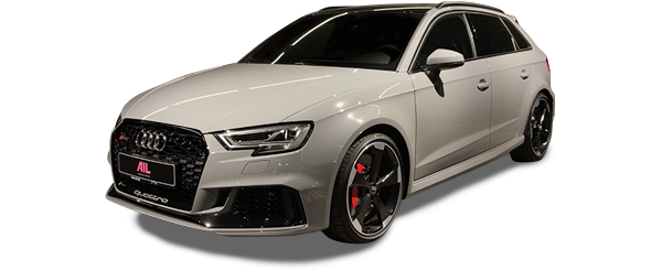 AIL Audi RS3 Sportback Matrix Virtual Panorama