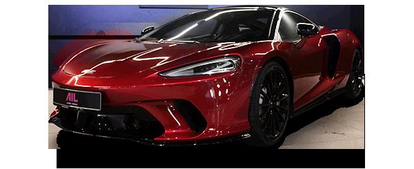 ID: 53953, AIL McLaren GT Panorama Sport Exhaust