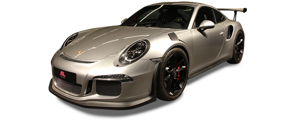 ID: 11855, AIL Porsche 991 GT3 RS Sound-Package Plus Lift