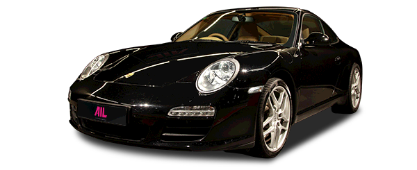 AIL Porsche 911 997 Coupe Sound-Package Plus