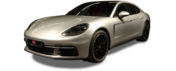 AIL Porsche Panamera 4S V8 Diesel Panorama LED